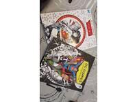 Adult colouring books D.C. comics