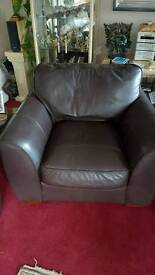 One and two seater (leather)