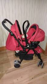 Joie travel system (buggy and infant car seat)
