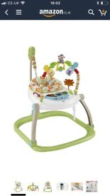 Space Saver Fisher Price Rainforest Jumperoo