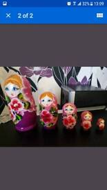 Russian doll set of 5