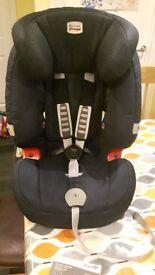 Kids car seat - Britax - Evolva - Plus - 1 2 3 - Black - 9 to 36kg