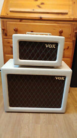 Vox AC4 4w Head and Cab