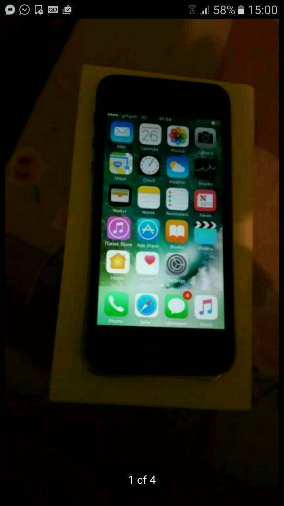 Iphone 5s 16gb unlocked boxedin Sandwell, West MidlandsGumtree - Iphone 5s boxed unlocked with a case call me for more details NO time wasters please cheap 9507842 844620