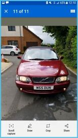 Volvo cv70 GT automatic convertable *perfect for summer*