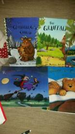 8 Julia Donaldson children's books - brand new