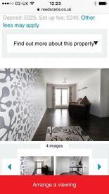 Flat in Prescott 2 bedroom available NOW