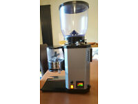 Anfim Super Caimano Barista Commericial Coffee Grinder in Great Condition