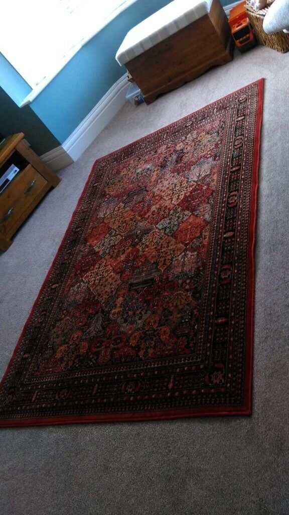 Stunning Persian Style Rug John Lewis In Whitley Bay Tyne And Wear Gumtree