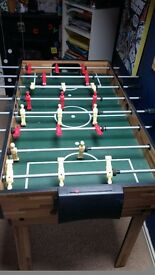 Fabulous games table, footy, table tennus, bar billiads, air hockey, chess, snooker / pool