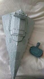 Star wars rc star destroyer command vehicle