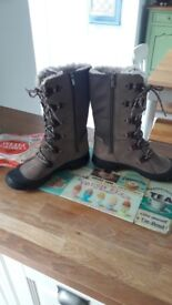 Clarke's camping boots brand new