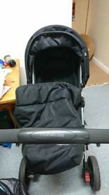 Pram pushchair mothetcare