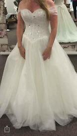 Beautiful tulle princess gown ,wedding dress