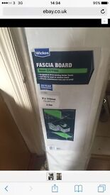 Wickes Fascia Board 9mm capping Size 9X175mm 2.5 meter long