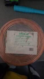 Copper tubing (brake lines)