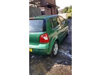VW Polo 1.2 PRICE REDUCED NEED IT GONE.