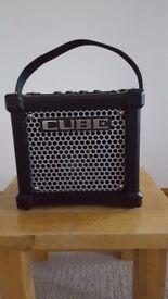 Micro Cube GX Amplifier