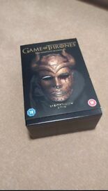 Game of Thrones Seasons 1-5
