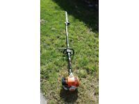 Stihl HL 100 Long Reach Hedge Cutter