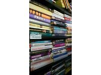 GREAT COLLECTION OF AUTOBIOGRAPHIES/BIOGRAPHIES, MANY ICONIC BOOKS, CELEBS, SPORTING HEROS, HISTORIC
