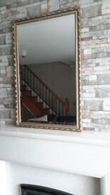 Gilt Effect Mirror