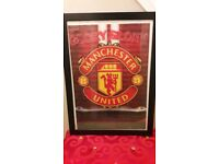 Manchester united 3D picture