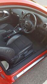 Audi a3 2009 TDI S line 170BHP