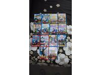 Thomas the tank engine dvd bundle