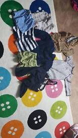 Baby boy clothes bundle from 6 months to 1.5 years