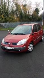 2005 Renault Scenic 1.6 automatic low miles