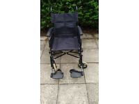 Invacare Ben 9+ Transport Wheelchair