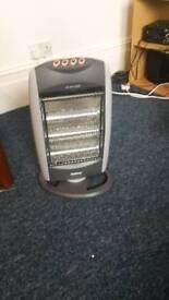 Halogen heater - 2 months old
