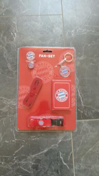 fc bayern fanset in leipzig ost ebay kleinanzeigen. Black Bedroom Furniture Sets. Home Design Ideas