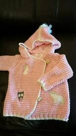 Next hooded Cardigan