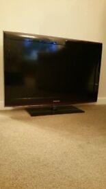 Samsung 37 inch TV (colour problem)