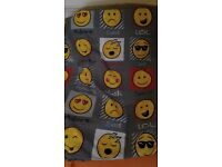 Emoji Double Duvet Set