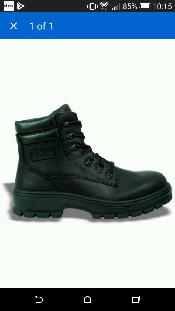 19389b0ef90 Work safety boots top quality | in Falkirk | Gumtree