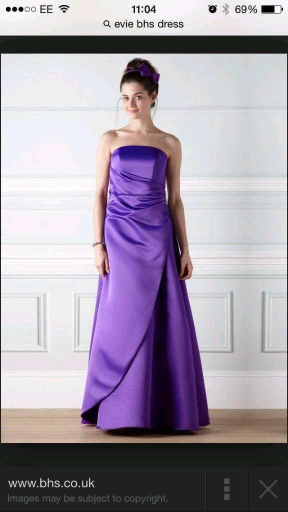 Cadbury purple bridesmaid dresses | in Newport | Gumtree
