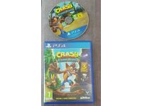 Crash Bandicoot N. Sane Trilogy - PS4 GAME
