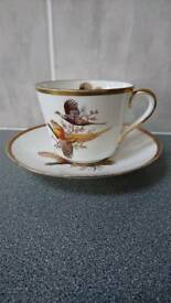 Vintage Hammersley Cup and Saucer Bone China