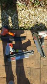 3 industrial nail guns