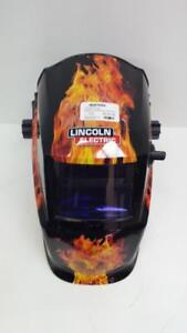 Lincoln Autodarkening Welding Helmet. We Sell Used Tools. (#52157) OR1011482