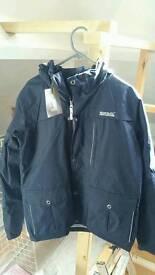 Regatta jacket coat size 34