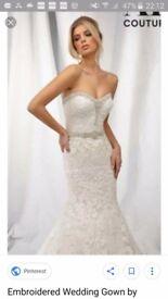 Angelina faccenda mori Lee wedding dress, 10-12