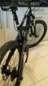 Mountain Bike Marin, Pike forks, Hope, Reverb dropper