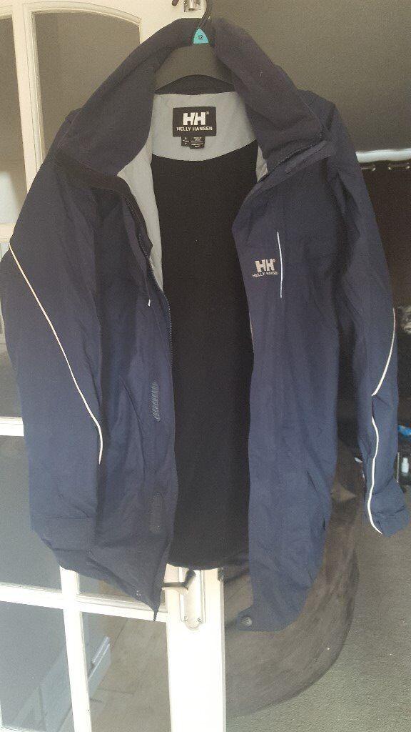 Helly Hansen Dark Blue Jacket