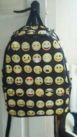 Hynes eagle emoji school bag