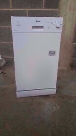 Swan A+ Class Dishwasher in good working order £61