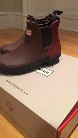 £40 Neg- once once Hunter Boots Wellingtons size 2.5-3 Rrp£140